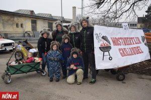 Foto für Bericht in NÖN Feb. 2018 von Nina Gamsjäger